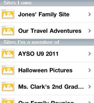 Shutterfly for iPhone Ekran Görüntüleri - 5