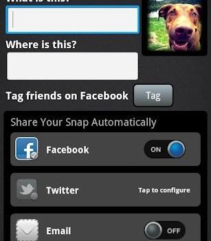Snapbucket Ekran Görüntüleri - 3