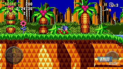 Sonic CD Lite Ekran Görüntüleri - 2