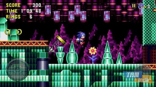 Sonic CD Lite Ekran Görüntüleri - 3