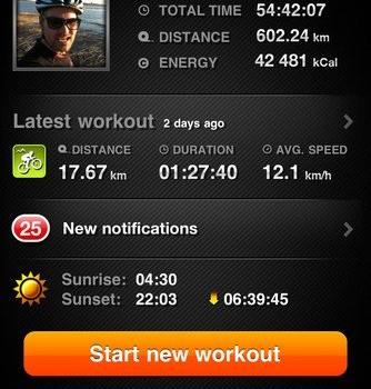 Sports Tracker Ekran Görüntüleri - 4