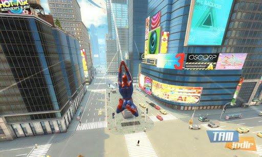 The Amazing Spider-Man Ekran Görüntüleri - 5