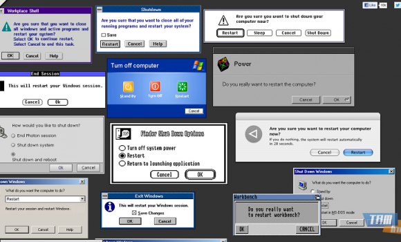 The Restart Page Ekran Görüntüleri - 2