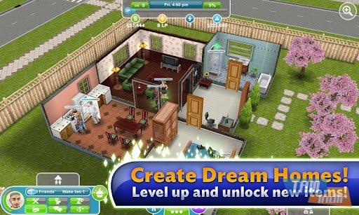 The Sims FreePlay Ekran Görüntüleri - 1
