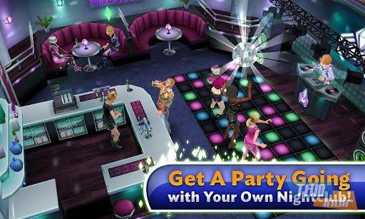 The Sims FreePlay Ekran Görüntüleri - 2