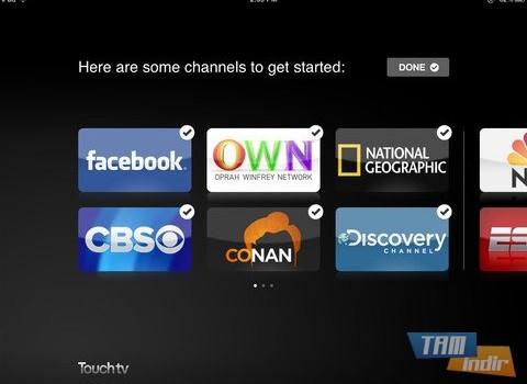 TouchTV Ekran Görüntüleri - 3
