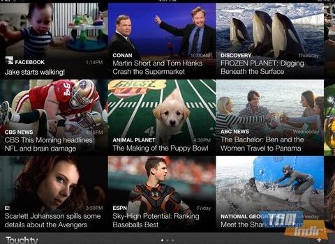 TouchTV Ekran Görüntüleri - 5