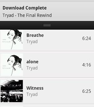 Tunee Music Ekran Görüntüleri - 1