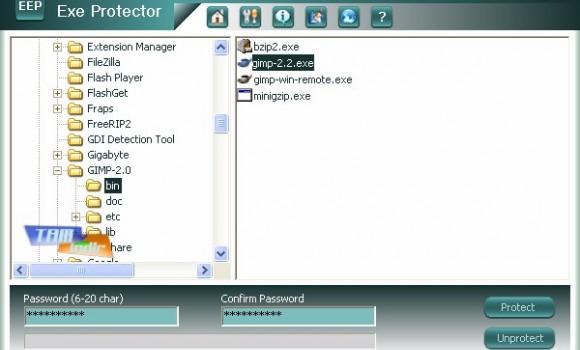 EkinSis Exe Protector v1.0 Ekran Görüntüleri - 1