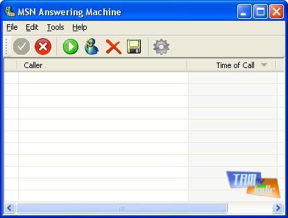 Msn Answering Machine Ekran Görüntüleri - 1
