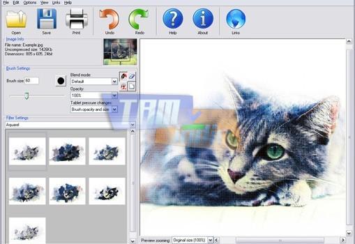 PhotoArtist v1.2.6 Ekran Görüntüleri - 1