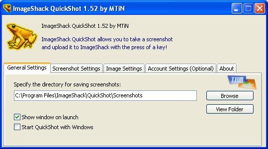 ImageShack Uploader Ekran Görüntüleri - 2