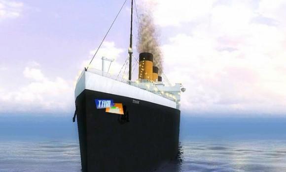 3D Titanic Screensaver v1.0 Ekran Görüntüleri - 1
