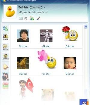 ZMsn Ekran Görüntüleri - 3