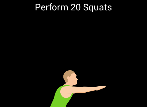 10 Daily Exercises Ekran Görüntüleri - 5