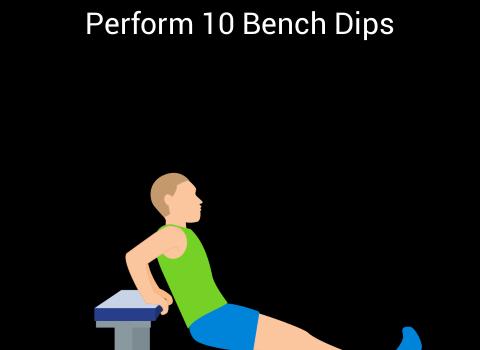 10 Daily Exercises Ekran Görüntüleri - 4