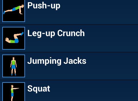 10 Daily Exercises Ekran Görüntüleri - 2