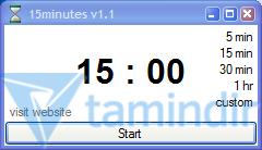 15minutes Ekran Görüntüleri - 1