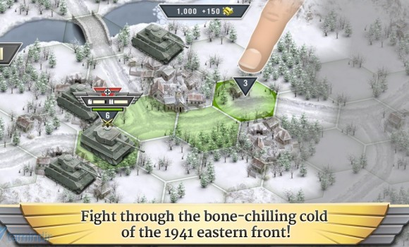 1941 Frozen Front Ekran Görüntüleri - 4