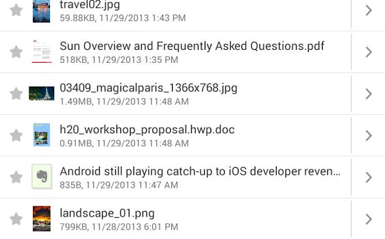 1Drive with Document Viewer Ekran Görüntüleri - 1