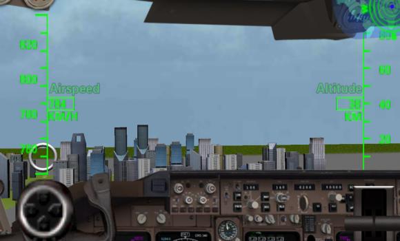 3D Airplane Flight Simulator Ekran Görüntüleri - 1