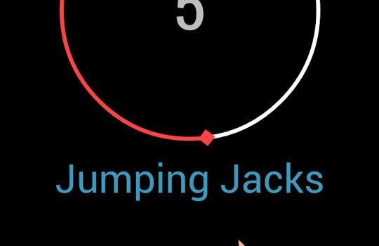 7 Minute Workout Ekran Görüntüleri - 3