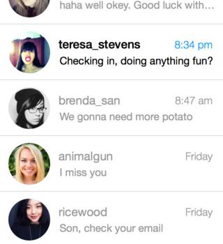 9GAG Chat Ekran Görüntüleri - 2