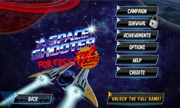 A Space Shooter For Free Ekran Görüntüleri - 5