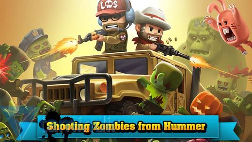 Action of Mayday: Zombie World Ekran Görüntüleri - 5
