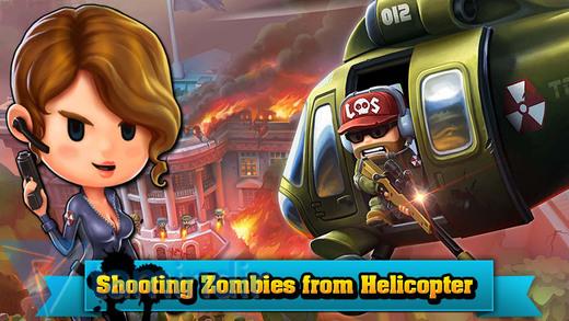 Action of Mayday: Zombie World Ekran Görüntüleri - 4