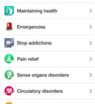 Acupressure: Heal Yourself Ekran Görüntüleri - 3