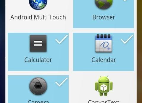 ADW.Launcher Ekran Görüntüleri - 2