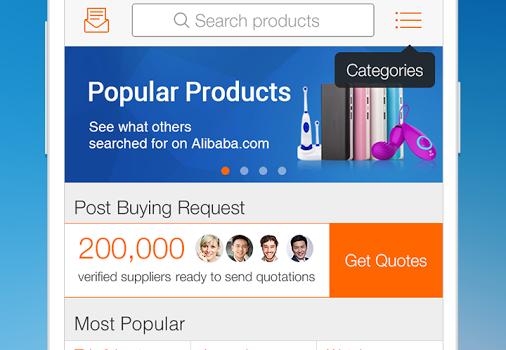 Alibaba.com Ekran Görüntüleri - 5