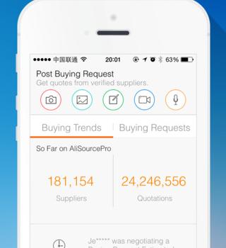 Alibaba.com Ekran Görüntüleri - 2