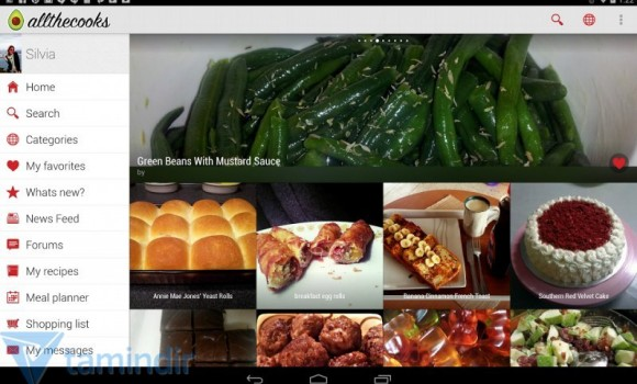 Allthecooks Recipes Ekran Görüntüleri - 3