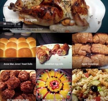 Allthecooks Recipes Ekran Görüntüleri - 2