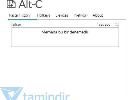 Alt-C Ekran Görüntüleri - 2