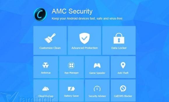 AMC Security Ekran Görüntüleri - 5