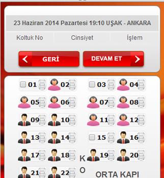 Anadolu Ulaşım Ekran Görüntüleri - 3