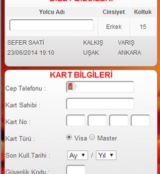 Anadolu Ulaşım Ekran Görüntüleri - 2