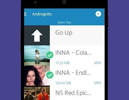 Andrognito Ekran Görüntüleri - 2