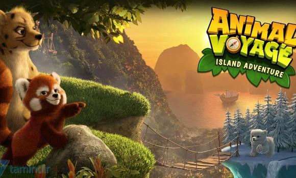 Animal Voyage: Island Adventure Ekran Görüntüleri - 1