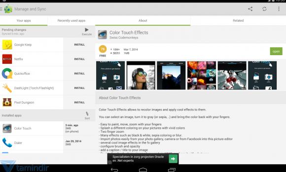 AppBrain App Market Ekran Görüntüleri - 5