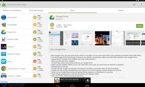 AppBrain App Market Ekran Görüntüleri - 4