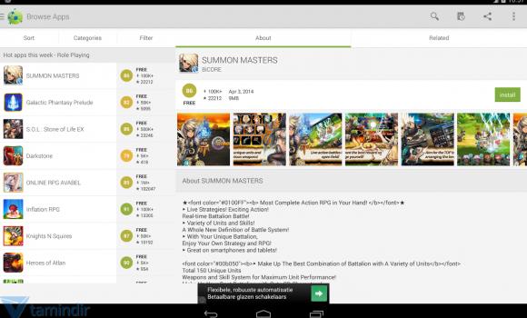 AppBrain App Market Ekran Görüntüleri - 3