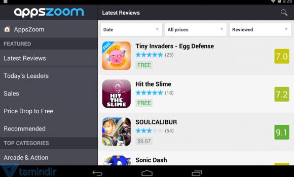 AppsZoom Ekran Görüntüleri - 3