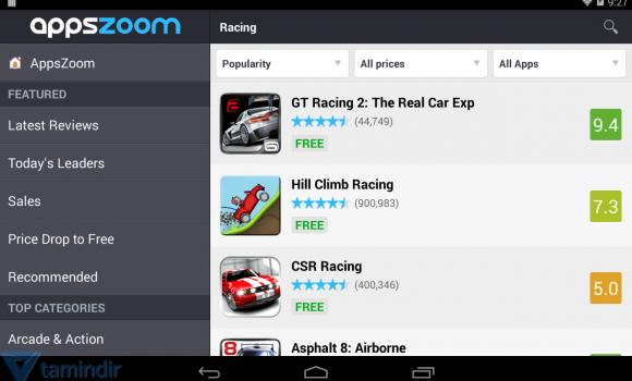AppsZoom Ekran Görüntüleri - 2