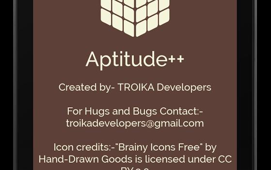 Aptitude ++ Ekran Görüntüleri - 2