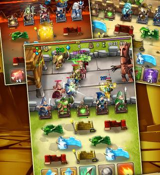 Armies of Dragons Ekran Görüntüleri - 3