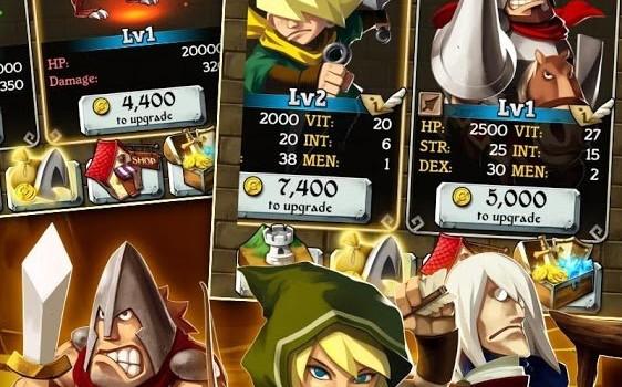 Armies of Dragons Ekran Görüntüleri - 4